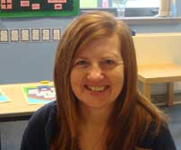 Miss Connor Head teacher